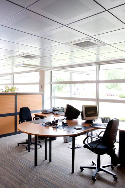 air conditioning in office & air conditioning service