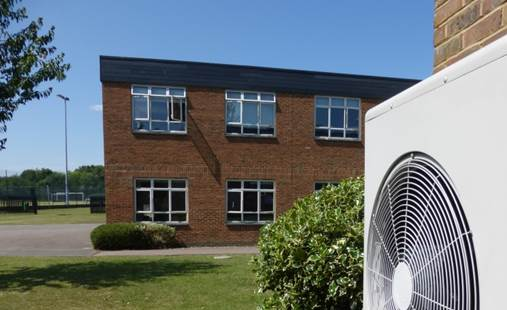 heating systems for schools